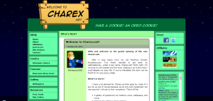 Charex.net v2.0 Night Layout