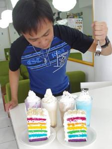 Bacolod Cupcake Cafe Noms