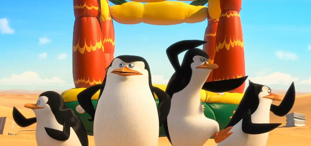 Penguins of Madagascar Review