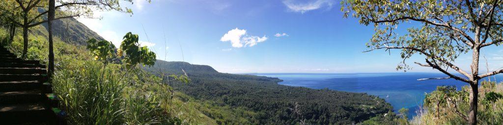 Camiguin Panorama